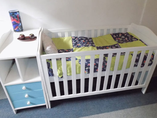 Avondale Cot Bed