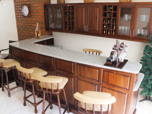 Custom Home Bar