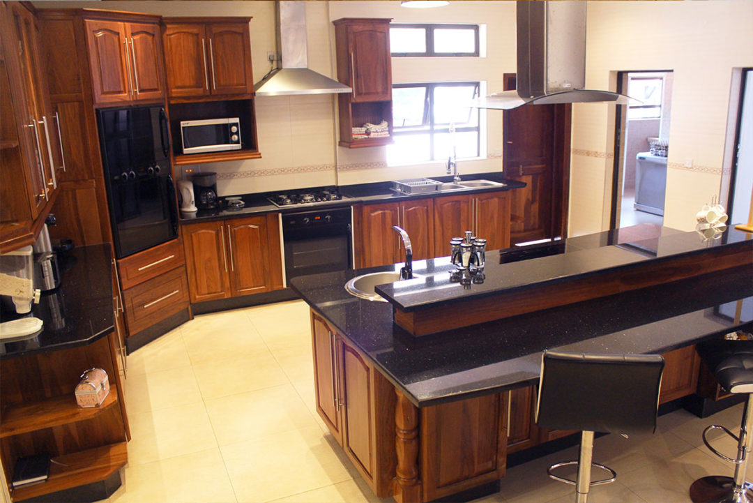 Hardwood Kitchens