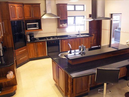 Hardwood Kitchens