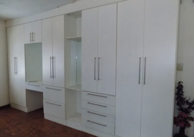 Melamine & Superwood Wardrobe