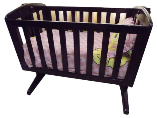 Swivel Cot Bed