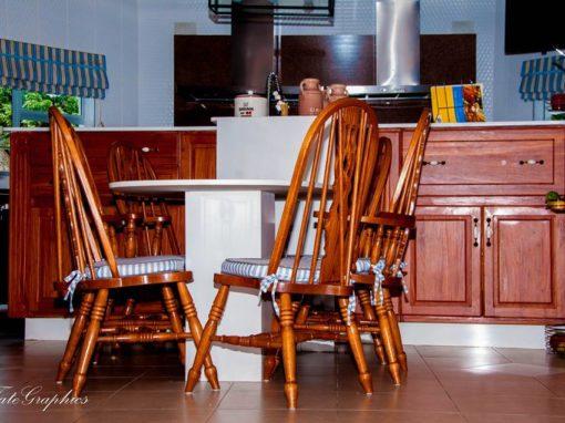 Hardwood Kitchen