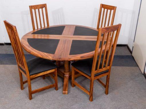Vintage meeting table