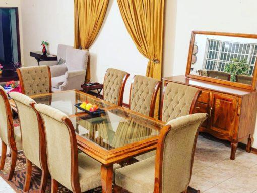 Victoria dining room suite